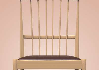 Chair close-up